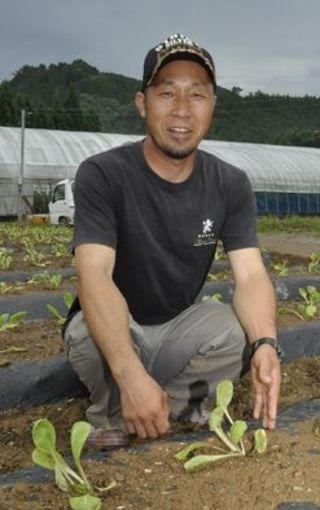 定番野菜を旬に先駆け高地栽培 【農林水 時代を開く次代につなぐ】47
