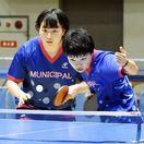 卓球・徳島県高校新人学校対抗 女子徳島市立2年ぶり…