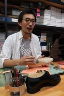 吉見鉄平さん(スタジオヨシミ代表取締役)