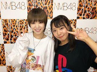 NMB48水田詩織の「大阪へいらっしゃい!」第26回 ~メンバー紹介編 山田寿々さん