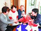 福呼ぶ三番叟まわし 保存会が徳島県阿南市で巡業始める